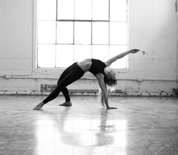 Karina V Toronto Yoga Instagram